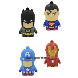 Флешка Супергерои