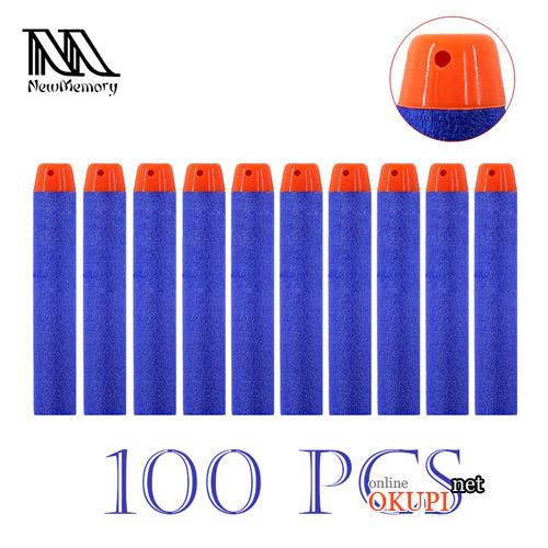 Патроны мягкие для Nerf 100 шт