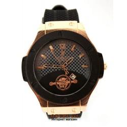 Мужские часы наручные Hublot - золотые
