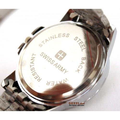 Мужские военные часы Swiss Army