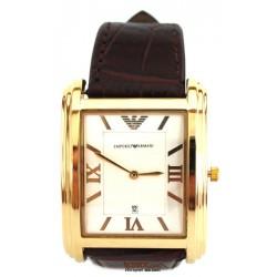 Мужские часы золотые Armani