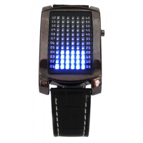 Мужские LED часы Эквалайзер