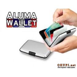 Кошелек визитница Aluma Wallet