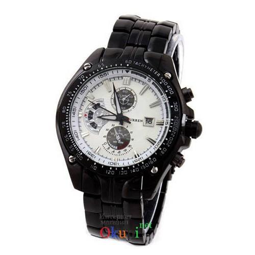 Мужские металлические часы Curren 8083