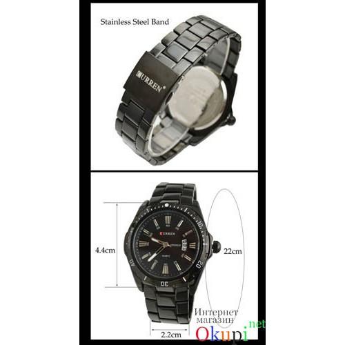 Мужские металлические часы Curren 8110