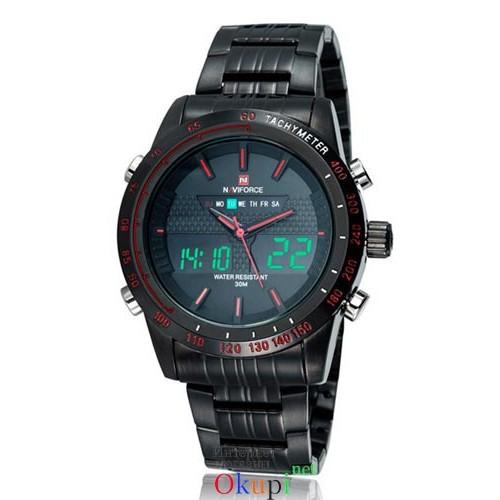 Купить мужские металлические часы Naviforce 9024