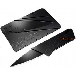 Нож кредитка - cardsharp