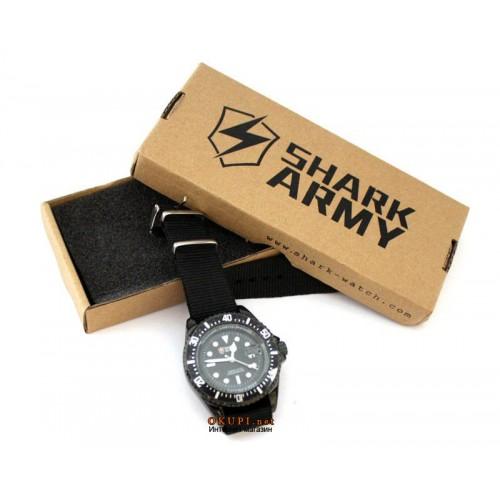 Мужские военные часы Shark Army