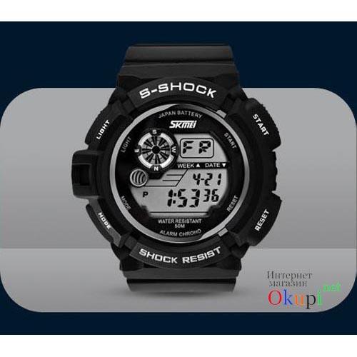 Мужские спортивные часы Skmei S-shock 0939