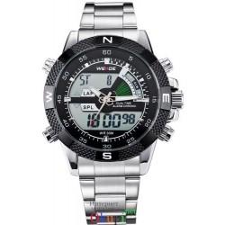 Мужские металлические часы Weide WH 1104