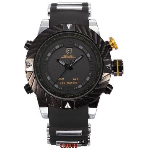 Мужские военные часы Shark Army Goblin SH 168