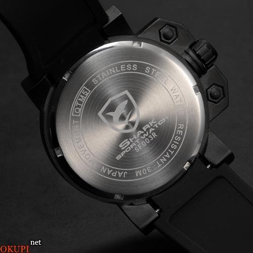 Мужские уникальные часы Shark Army Salmon SH 172
