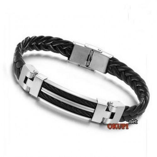 Мужской стильный браслет