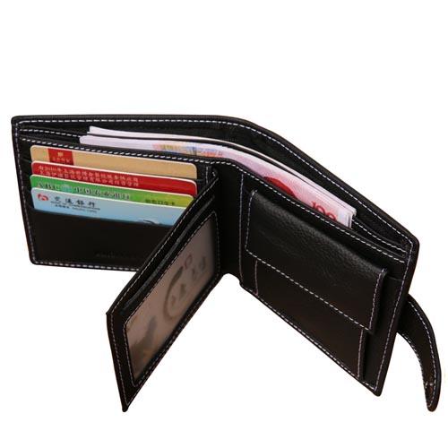 Мужской кошелек брендовый Jinbaolai