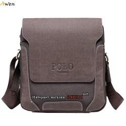 Мужская сумка современная Polo