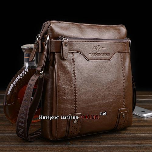 Мужская сумка Bainidaishu