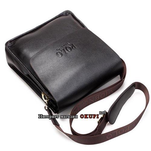 8c6c302ffe69 Купить недорого мужскую сумку Polo Videng