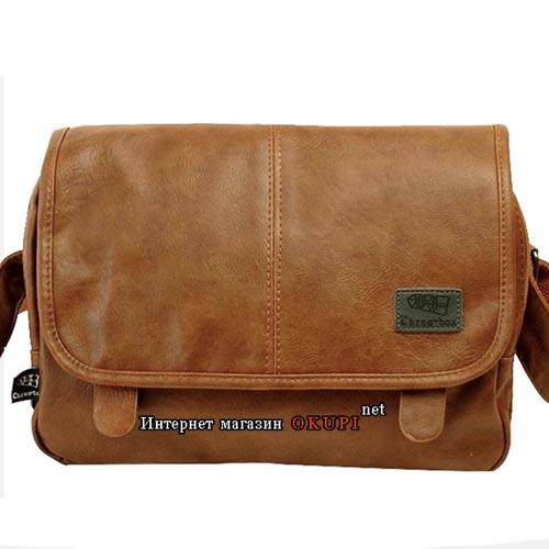 Мужская сумка удлиненная CIH