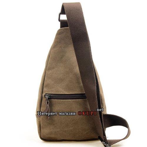 Мужская сумка через плечо Flash