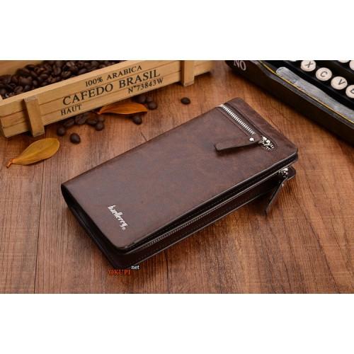 314fa0b86ec3 Мужское портмоне клатч Baellerry Italia купить в интернет магазине