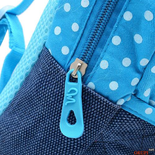 Веселый детский рюкзак Пикачу