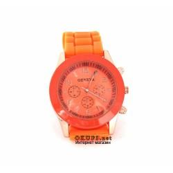 """Женские часы """"Geneva Orange""""."""
