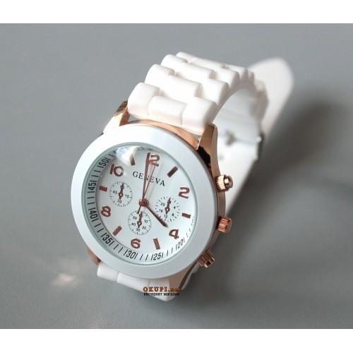 "Женские часы ""Geneva White""."