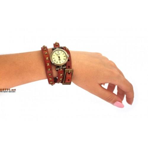 """Женские кварцевые часы """"Vintage"""" (много цветов)"""