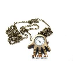 Женские часы подвеска Кулон