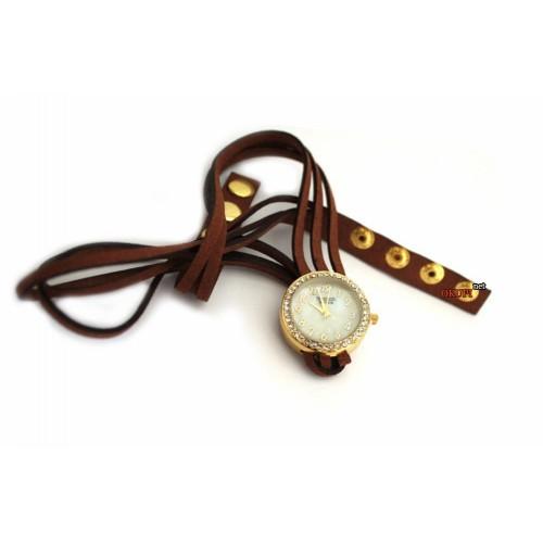 Женские часы браслет Swatch black