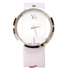 Женские прозрачные часы V8