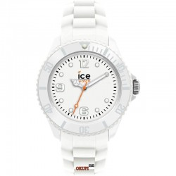 Женские белые часы White Ice