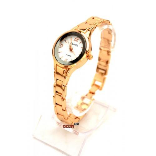 Женские часы золотые Renos