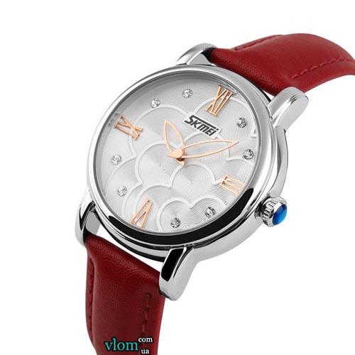 Женские оригинальные часы Skmei 9095