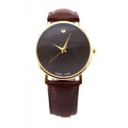 Женские классические часы с золотом