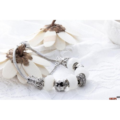 Женский браслет шамбала