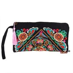 Женский кошелек сумка народное творчество