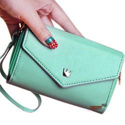 Женский кошелек небольшой для Iphone
